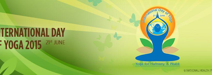 International Yoga Day ( June 21st, 2015) at MBF India